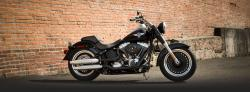 Harley-Davidson Softail Fat Boy Lo 2014