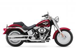 Harley-Davidson Softail Fat Boy Special 2013