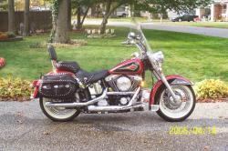 Harley-Davidson Softail Heritage Classic 1998