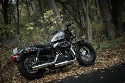 Harley-Davidson Sportster Forty-Eight 2014 #13