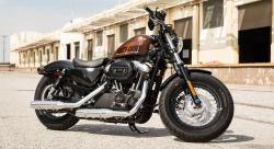 Harley-Davidson Sportster Forty-Eight 2014 #2