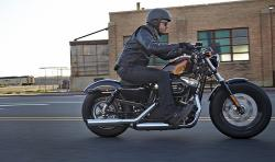 Harley-Davidson Sportster Forty-Eight 2014 #6