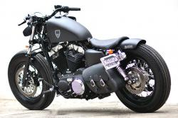 Harley-Davidson Sportster Forty-Eight Dark Custom 2013