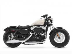 Harley-Davidson Sportster Forty-Eight Dark Custom 2014 #7