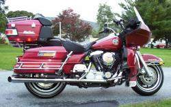 Harley-Davidson Tour Glide Ultra Classic 1991 #10