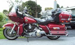 Harley-Davidson Tour Glide Ultra Classic 1991 #7