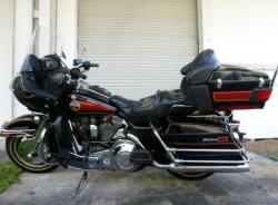 Harley-Davidson Tour Glide Ultra Classic 1992 #10