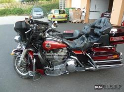 Harley-Davidson Tour Glide Ultra Classic 1992 #4