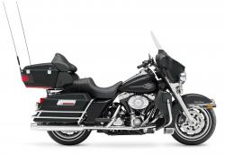 Harley-Davidson Tour Glide Ultra Classic 1992 #9
