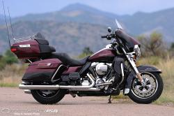 Harley-Davidson Tour Glide Ultra Classic (reduced effect) #13