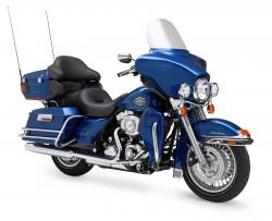 Harley-Davidson Tour Glide Ultra Classic (reduced effect) #9