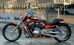 Harley-Davidson VRSCSE Screamin Eagle V-Rod 2006