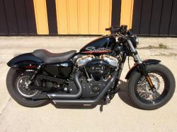 Harley-Davidson XL 1200X Sportster Forty-Eight 2010