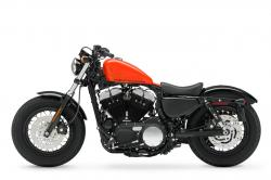 Harley-Davidson XL1200X Forty-Eight #2