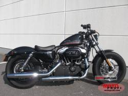 Harley-Davidson XL1200X Forty-Eight 2011