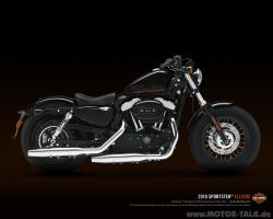 Harley-Davidson XL1200X Forty-Eight #4