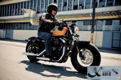 Harley-Davidson XL1200X Springer Forty-Eight #10