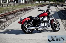Harley-Davidson XL1200X Springer Forty-Eight #12