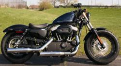 Harley-Davidson XL1200X Springer Forty-Eight #13
