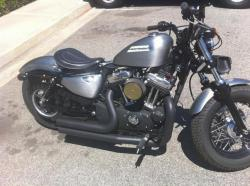 Harley-Davidson XL1200X Springer Forty-Eight #3