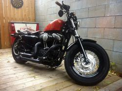 Harley-Davidson XL1200X Springer Forty-Eight #5
