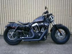Harley-Davidson XL1200X Springer Forty-Eight #6
