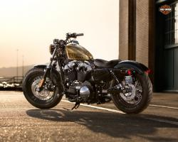 Harley-Davidson XL1200X Springer Forty-Eight #9