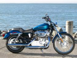 Harley-Davidson XLH Sportster 1200 (reduced effect) #10