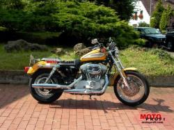 Harley-Davidson XLH Sportster 1200 (reduced effect) 1989 #12