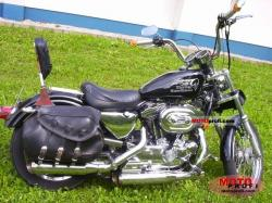 Harley-Davidson XLH Sportster 1200 (reduced effect) 1989 #13