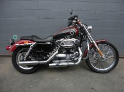 Harley-Davidson XLH Sportster 883 De Luxe (reduced effect) 1990