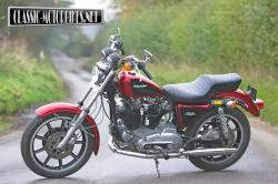 Harley-Davidson XLH Sportster 883 Evolution (reduced effect) 1986 #7