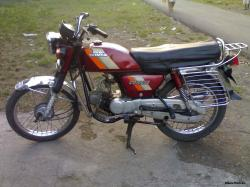 Hero Honda CD Dawn 100 #14