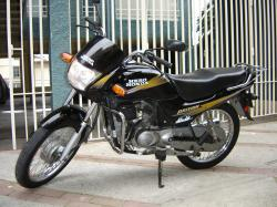 Hero Honda Passion Plus 2008 #7