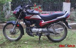 Hero Honda Passion Plus 2009 #12