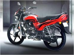 Hero Honda Passion Plus 2010 #2