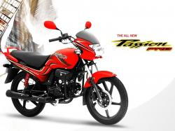 Hero Honda Passion Plus 2010 #9