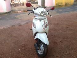 Hero Honda Pleasure 100 2010 #8