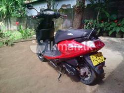 Hero Honda Pleasure 100 2010 #4