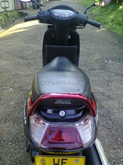 Hero Honda Pleasure 100 2011 #14