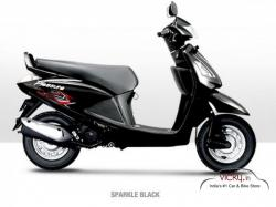 Hero Honda Pleasure 100 2011 #2