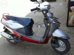 Hero Honda Pleasure 2009 #2
