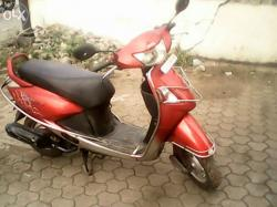 Hero Honda Pleasure 2009 #9