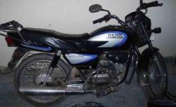 Hero Honda Spendor+ #10