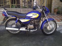 Hero Honda Spendor+ 2006 #10