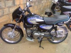 Hero Honda Spendor+ 2006 #12