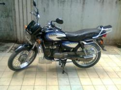 Hero Honda Spendor+ 2006 #7