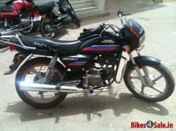 Hero Honda Spendor+ #4
