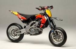 Highland 450cc Supermoto 2011