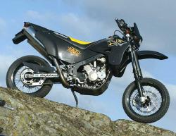 Highland Super motard #4